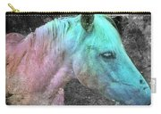 It's 1970 And I Want A Groovy Rainbow Pony Carry-all Pouch