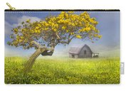 It's A Beautiful Day Carry-all Pouch by Debra and Dave Vanderlaan