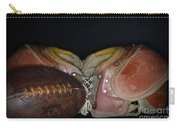 Its All About Football Carry-all Pouch