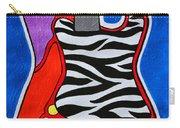 It's Electric Acrylic By Diana Sainz Carry-all Pouch
