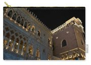 It's Not Venice - The Famous Venetian Las Vegas At Night Carry-all Pouch