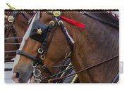 It's Pretty Horse Day Carry-all Pouch