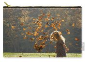 It's Raining Leaves Carry-all Pouch