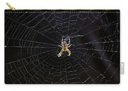 Itsy Bitsy Spider My Ass 2 Carry-all Pouch by Steve Harrington