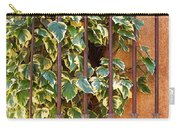 Ivy And Old Iron Gate Carry-all Pouch