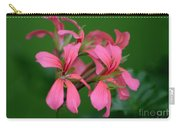Ivy Geraniums Carry-all Pouch
