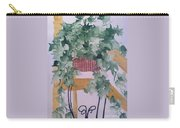 Ivy Carry-all Pouch by Sherry Harradence