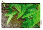 Ivy Wrapped Tree Trunk Carry-all Pouch