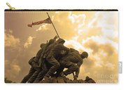 Iwo Jima Memorialized Carry-all Pouch