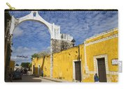 Izamal And It's Famous Arch Carry-all Pouch