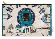 Iznik Kaaba Carry-all Pouch
