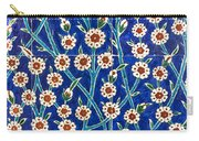 Iznik Tiles In Harem Topkapi Palace Istanbul Carry-all Pouch
