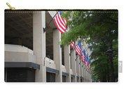 J Edgar Hioover Fbi Building Carry-all Pouch