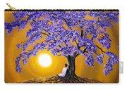 Jacaranda Sunset Meditation Carry-all Pouch