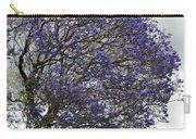 Jacaranda Tree Carry-all Pouch
