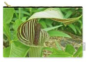Jack In The Pulpit - Arisaema Triphyllum Carry-all Pouch