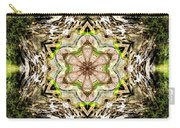 Jack In The Pulpit Mandala Carry-all Pouch