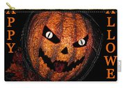 Jack Lantern Hh One Carry-all Pouch