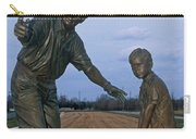 36u-245 Jack Nicklaus Sculpture Photo Carry-all Pouch