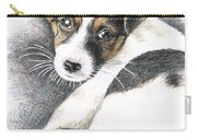 Jack Russell Puppy Carry-all Pouch