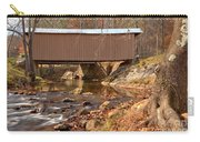 Jacks Creek Bridge Over Smith River Carry-all Pouch