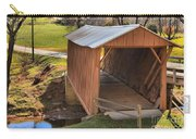 Jacks Creek Historic Bridge Carry-all Pouch