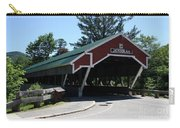 Jackson Covered Bridge Nh Carry-all Pouch