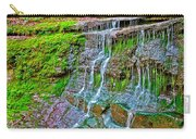 Jackson Falls At Mile 405 Natchez Trace Parkway-tennessee Carry-all Pouch