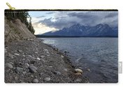 Jackson Lake Shore With Grand Tetons Carry-all Pouch