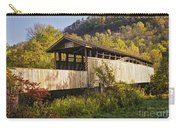 Jackson Mill Covered Bridge Carry-all Pouch
