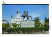 Jackson Square 1 Carry-all Pouch
