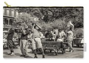 Jackson Square Jazz Sepia Carry-all Pouch