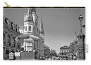 Jackson Square Monochrome Carry-all Pouch
