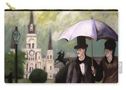 Jackson Square Carry-all Pouch by Rob Peters