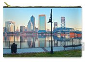 Jacksonville Across The St Johns River Carry-all Pouch