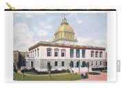 Jacksonville Florida - Jacksonville City Hall - 1906 Carry-all Pouch
