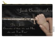Jacob Generation Carry-all Pouch
