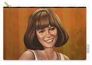 Jacqueline Bisset Painting Carry-all Pouch