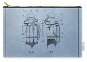 Jacques Cousteau Diving Suit Patent Carry-all Pouch