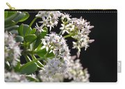 Jade Plant Flowers Carry-all Pouch