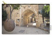Jafo In Tel Aviv Israel Carry-all Pouch