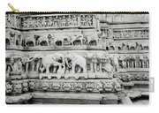 Jagdish Temple Sculpture Carry-all Pouch