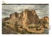 Jagged Smith Rock Carry-all Pouch