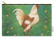 Jagger The Rooster Carry-all Pouch