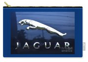A Gift For Dads And Jaguar Fans Carry-all Pouch