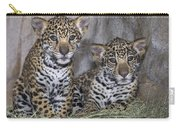 Jaguar Cubs Carry-all Pouch