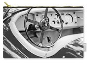 Jaguar Steering Wheel 2 Carry-all Pouch