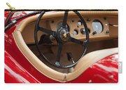 Jaguar Steering Wheel Carry-all Pouch by Jill Reger