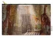 Jail - Eastern State Penitentiary - 50 Years To Life Carry-all Pouch by Mike Savad