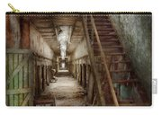 Jail - Eastern State Penitentiary - Down A Lonely Corridor Carry-all Pouch